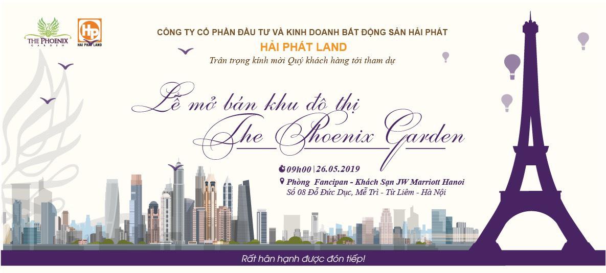 Mở bán Biệt thự The Phoenix Garden tại khách sạn JW Marriott Ha Noi